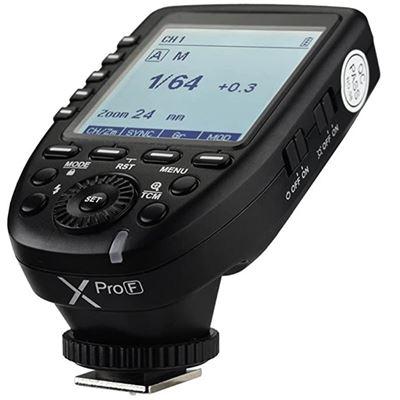 Image of Godox XProF TTL Wireless Flash Trigger (for Fujifilm)