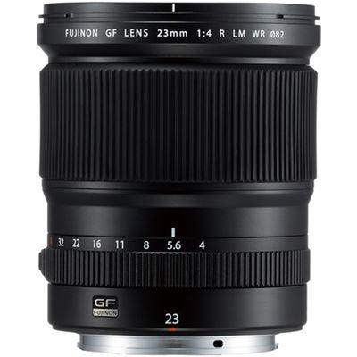 Image of Fujifilm GF 23mm F4 R WR Lens