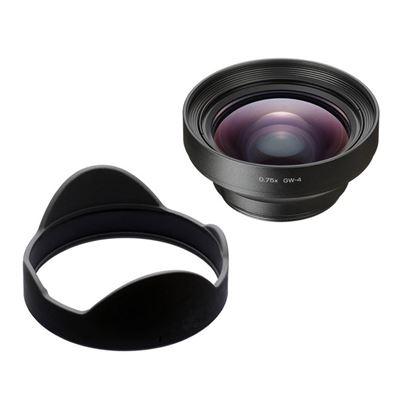 Image of Ricoh GW-4 Wide Conversion Lens