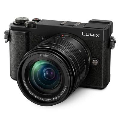 Image of Panasonic Lumix DC-GX9 Mirrorless Digital Camera w/ 12-60mm Lens