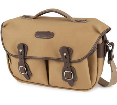 Image of Billingham Hadley Pro 2020 Khaki FibreNyte / Chocolate Leather