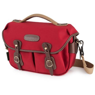Compare Prices Of  Billingham Hadley Small Pro Burgundy Canvas & Chocolate Leather