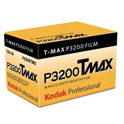 Compare Prices Of  Kodak Professional T-Max P3200 Black & White Print Film - 135-36exp