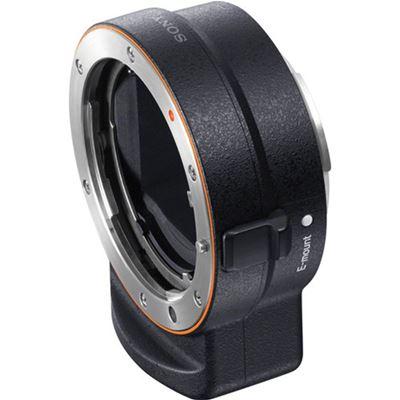 Image of Sony LA-EA3 A-Mount to E-Mount FF Lens Adapter (LAEA3) (Black)
