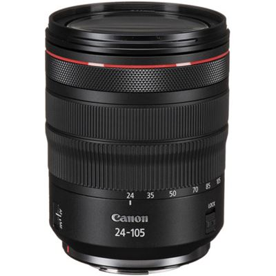 Image of Canon RF 24-105mm F4L IS USM Lens