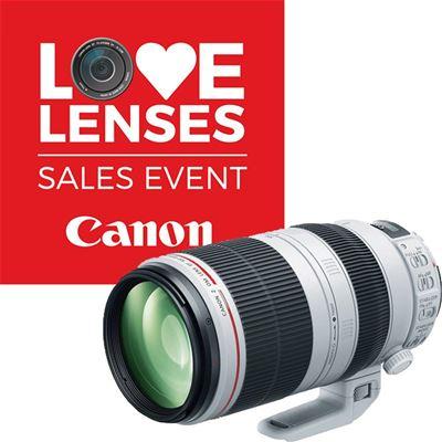 Image of Canon EF 100-400mm f4.5-5.6L IS II USM + BONUS