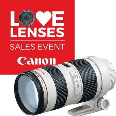 Image of Canon EF 70-200mm F2.8L USM