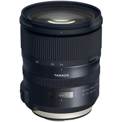 Image of Tamron SP 24-70mm F2.8 Di VC USD G2 (Canon mount) + BONUS