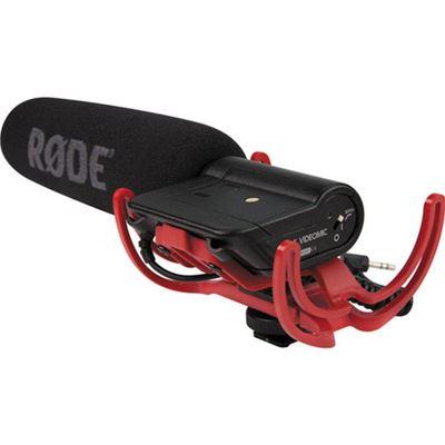 Image of Rode Microphones - VideoMic w/ Rycote