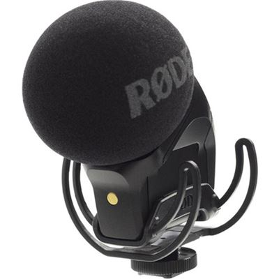 Image of Rode Microphones - Stereo VideoMic Pro Rycote
