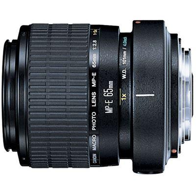 Image of Canon MP-E 65mm F2.8 1-5x Macro