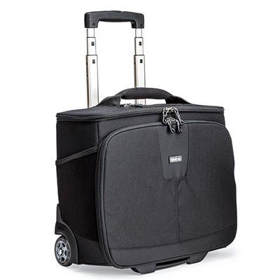 Image of Think Tank Photo Airport Navigator Rolling Bag (Black)