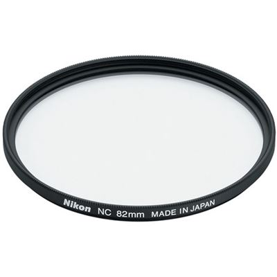 Image of Nikon 82mm Neutral Clear Filter