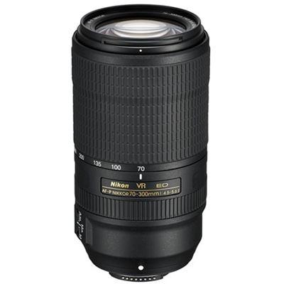 Compare Prices Of  Nikon AF-P NIKKOR 70-300mm F4.5-5.6E ED with VR Lens + Bonus