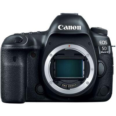 Image of Canon EOS 5D Mark IV DSLR Camera (Body)