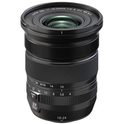 Image of Fujifilm Fujinon XF 10-24mm F4 R OIS WR Lens + Bonus
