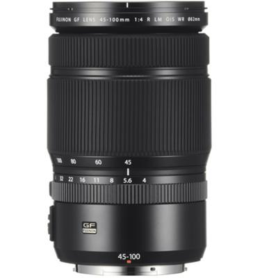 Image of Fujifilm GF 45-100mm F4 R LM OIS WR Lens