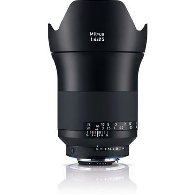 Image of Zeiss Milvus 25mm F1.4 ZF.2 Lens (Nikon F)