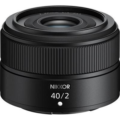 Image of Nikon NIKKOR Z 40mm f/2 Lens