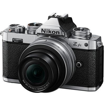Image of Nikon Z fc Mirrorless Digital Camera w/ 16-50mm Lens