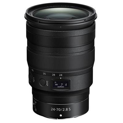 Image of Nikon NIKKOR Z 24-70mm F2.8 S Lens with Bonus