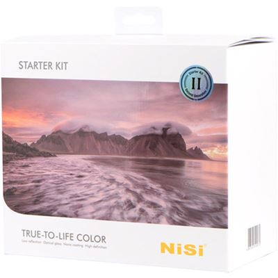 Compare Prices Of  NiSi Filters 100mm Starter Kit Second Generation II
