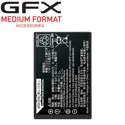 Image of Fujifilm NP-T125 Rechargeable Lithium-Ion Battery (for GFX)