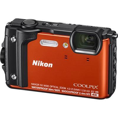 Image of Nikon COOLPIX W300 Digital Camera (Orange)