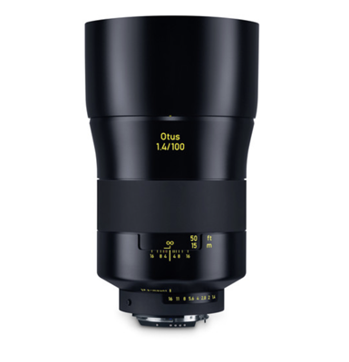 Image of ZEISS Otus 100mm F1.4 ZF.2 Lens for Nikon F