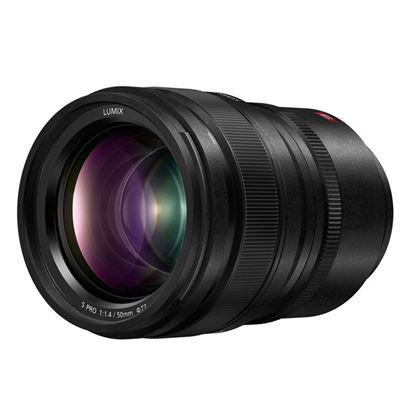 Image of Panasonic Lumix S PRO 50mm f1.4 Lens + BONUS ITEM
