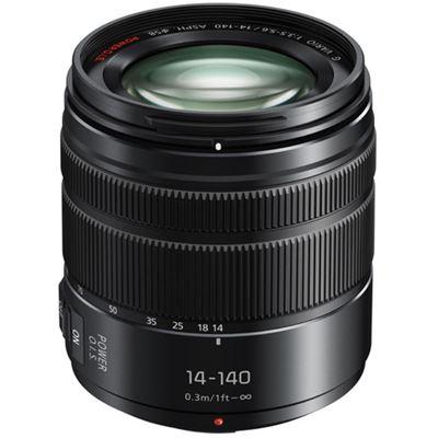 Image of Panasonic Lumix G Vario 14-140mm F3.5-5.6 II ASPH. POWER O.I.S. Lens