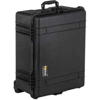 Image of Pelican 1610TP Case w/ TrekPak Divider System (Black)