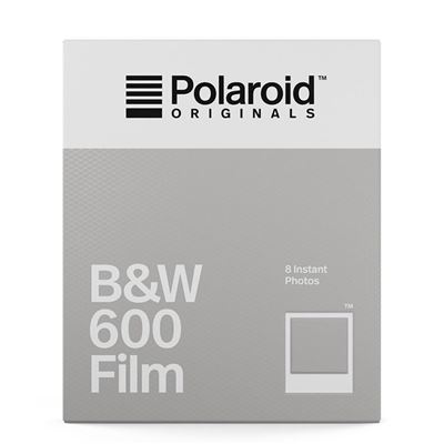Image of Polaroid - Black & White 600 Instant Film