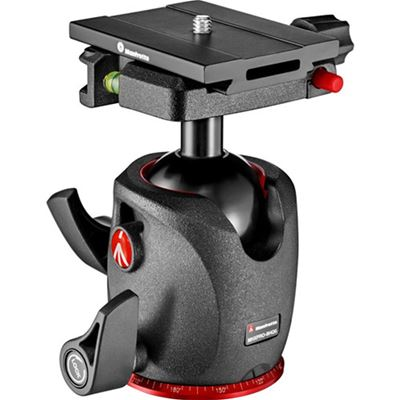 Image of Manfrotto MHXPRO-BHQ6 XPRO Ball Head w/ Top Lock Quick-Release System