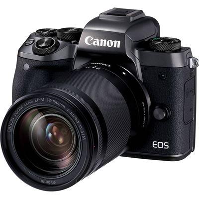 Image of Canon EOS M5 Mirrorless Digital Camera w/ 18-150mm Lens