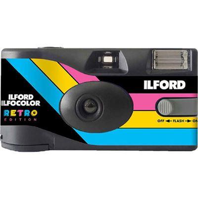 Compare Prices Of  Ilford Ilfocolor Rapid Retro Edition Single Use Camera