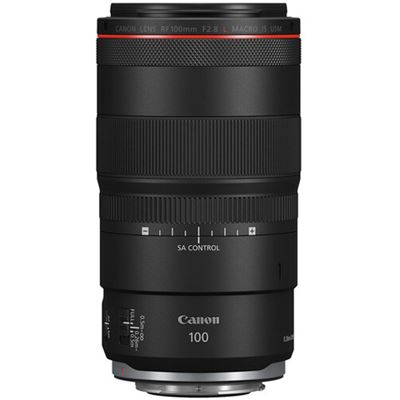 Image of Canon RF 100mm F2.8L Macro IS USM Lens