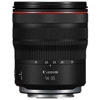 Image of Canon RF 14-35mm F4L IS USM Lens