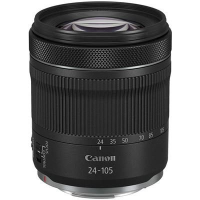 Image of Canon RF 24-105mm F4-7.1 IS STM Lens