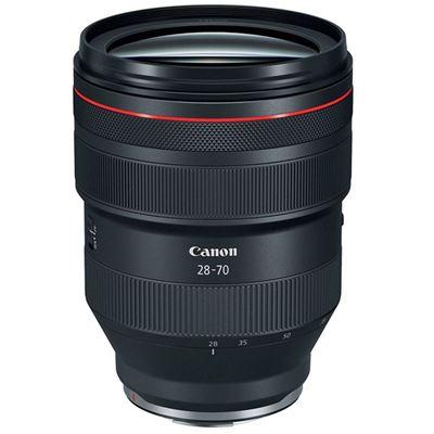 Image of Canon RF 28-70mm F2L USM Lens