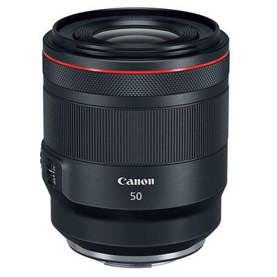 Image of Canon RF 50mm F1.2L USM Lens