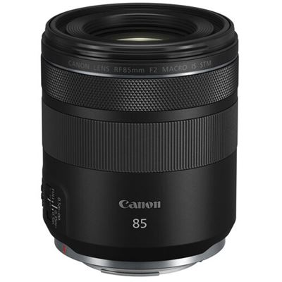 Image of Canon RF 85mm F2 Macro IS STM Lens