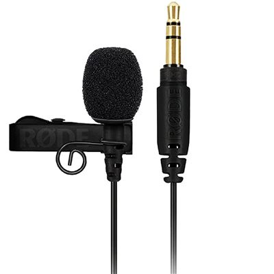 Image of Rode Microphones Lavalier GO Lavalier Mic for Wireless GO Systems
