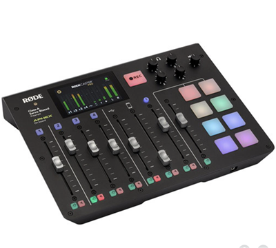 Compare Prices Of  Rode Microphones - RODECaster Pro Production Studio