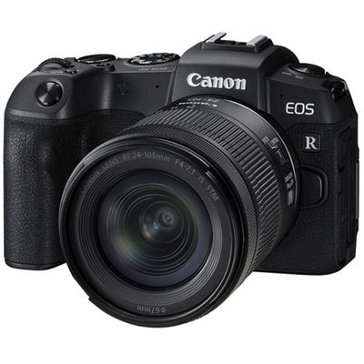 Image of Canon EOS RP Mirrorless Digital Camera w/ 24-105mm F4-7.1 Lens