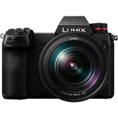 Image of Panasonic Lumix DC-S1 Mirrorless Digital Camera with 24-105mm Lens