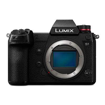 Image of Panasonic Lumix DC-S1 Mirrorless Digital Camera (Body Only)