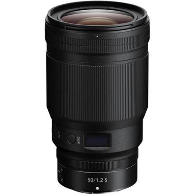 Image of Nikon NIKKOR Z 50mm F1.2 S Lens - Bundle
