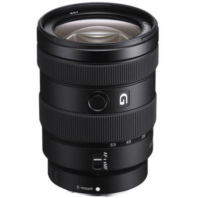 Image of Sony E 16-55mm F2.8 G Lens + Bonus