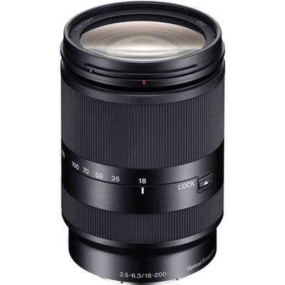 Image of Sony E 18-200mm F3.5-6.3 OSS LE Lens (SEL18200LE)